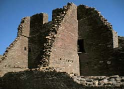 Chaco Canyon Building